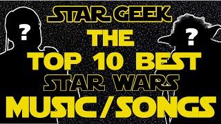 getlinkyoutube.com-Top Ten Star Wars Songs (John Williams Compositions) - Star Geek