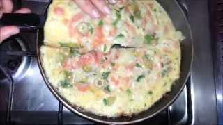 getlinkyoutube.com-أسهل وجبة : في 8 دقائق فقط (أكلة مغربية) | yaymore