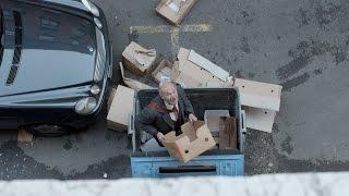getlinkyoutube.com-EP 166   Ko da nikad nisi vidio penzionera kako izlazi iz kontejnera!