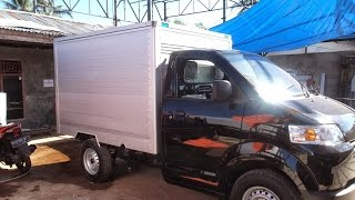 getlinkyoutube.com-2015 Suzuki Mega Carry Box 1.5 (mesin, interior, exterior)
