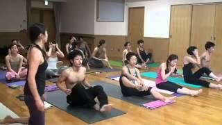 getlinkyoutube.com-Lớp Ashtanga Yoga Nâng Cao Tại Nhật Bản - www.YogaSaigon.com