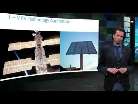 TU Delft: Existing PV technologies - Sustainable Energy