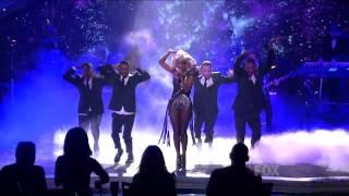 getlinkyoutube.com-Lady Gaga - Poker Face @ American Idol 2009