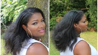 getlinkyoutube.com-MY QUICK HAIR CARE REGIMEN  FOR MAINTAINING HEALTHY NATURAL HAIR