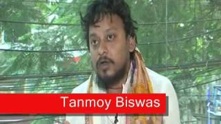 Tanmoy Biswas, the young singer speaks about Uttar Banglar Gaan