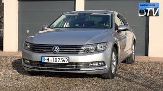 getlinkyoutube.com-2015 VW Passat (B8) 2.0 TDI (150hp) - DRIVE & SOUND (1080p)