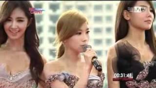 getlinkyoutube.com-[111129] SNSD - MAMA Redcarpet,소녀시대,少女時代