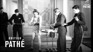 getlinkyoutube.com-Strong Woman Aka Josie Terena (1941)