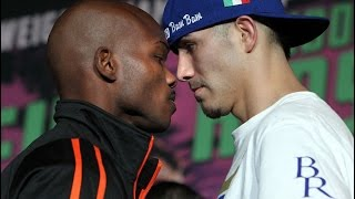 Bradley vs Rios: Weigh-Ins and Face Off