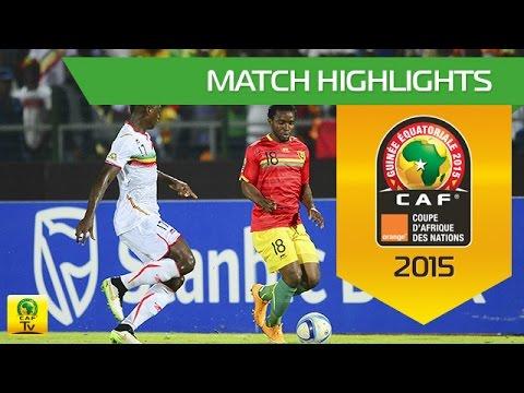 Guinea vs Mali AFCON 2015