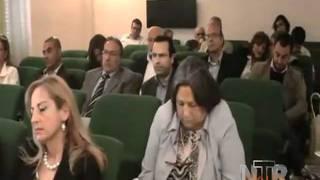 Il prof. Pagliara presenta il concorso di idee  - PROGETTO SANNIO - parte 1