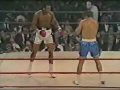 Muhammad Ali vs Jerry Quarry I - October 26, 1970