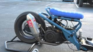 getlinkyoutube.com-DROWsports Spec 232cc Honda Ruckus GY6 Swap