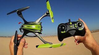 getlinkyoutube.com-Sky Viper v950HD Video Drone Test Flight
