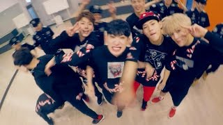 getlinkyoutube.com-[Dance Practice] 몬스타엑스(MONSTA X)_무단침입(TRESPASS)_BEAGLE Ver.