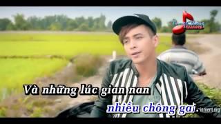 getlinkyoutube.com-[Karaoke] Nơi Ấy Con Tìm Về - Hồ Quang Hiếu - Full beat
