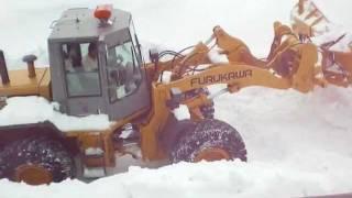 getlinkyoutube.com-これが北海道の排雪作業!
