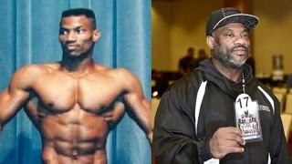 Dexter Jackson | From 21 To 46 Years Old
