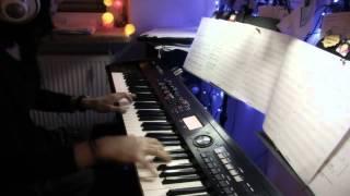 getlinkyoutube.com-Pink Floyd - Mother -  piano cover