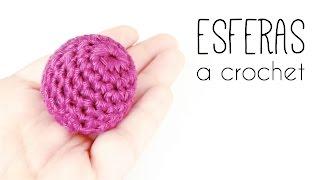 getlinkyoutube.com-Como tejer una BOLA / ESFERA / PELOTA a crochet | TUTORIAL TODOS LOS TAMAÑOS