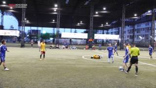 getlinkyoutube.com-Hmong Bangkok Cup 2015 - Final Match - Full Highlight (Yellow shirts 2-1 Blue shirts) Khosiab TV