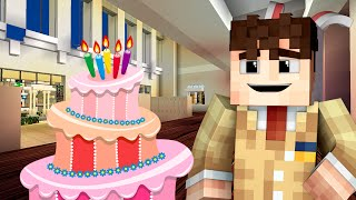 getlinkyoutube.com-Yandere High School - BIRTHDAY! (Minecraft Roleplay) SPECIAL