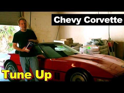 1989 corvette repair manuals