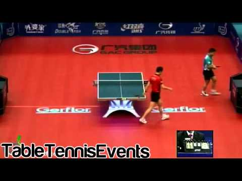 Oh Sang Eun Vs Zhan Jian: Round 1 [Grand Finals 2012]
