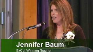 ExCel Teacher Jennifer Baum Sanders Elementary