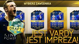 getlinkyoutube.com-JEST VARDY, JEST IMPREZA! - FIFA 16 FUT DRAFT ONLINE PL