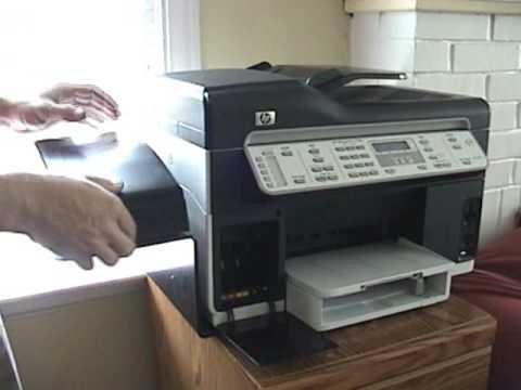 officejet hp pro manual l7650
