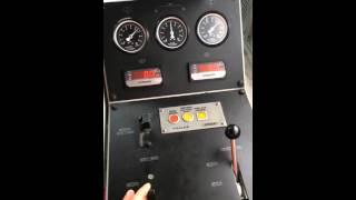 getlinkyoutube.com-Direct brake vs Indirect brake. Plasser 08 Compact