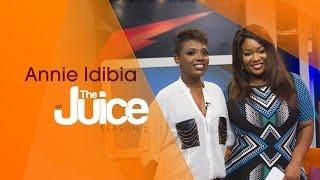 getlinkyoutube.com-ANNIE IDIBIA ON THE JUICE S02 E13