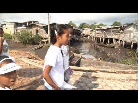 Semana por la paz en Tumaco, Pacífico colombiano 2012