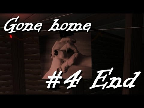 Gone Home #4 : LOVE ... [End]