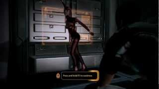 getlinkyoutube.com-Mass Effect 2: M!Shep and Kelly romance