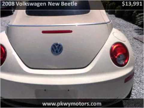 2008 Volkswagen New Beetle Used Cars Panama City FL