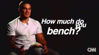 getlinkyoutube.com-Sonny Bill Williams Islam brings me happiness