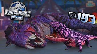 getlinkyoutube.com-The T.Rex KILLER!! || Jurassic World - The Game - Ep193 HD