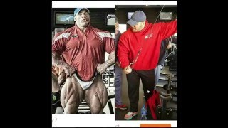 Big Ramy Lost All His Gains !!!