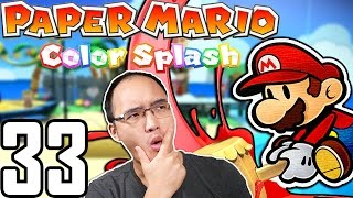 CE TRUC EST LE COUPABLE ?! | Paper Mario Color Splash #33