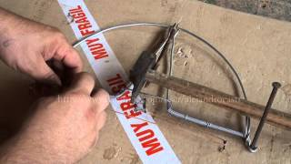 getlinkyoutube.com-Cepo de red para perdices-fabricación 2