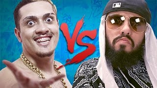 MC Bin Laden VS. Mussoumano | Batalha de Youtubers