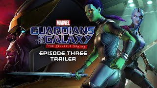 Marvel's Guardians of the Galaxy: The Telltale Series - 3. Epizód Trailer