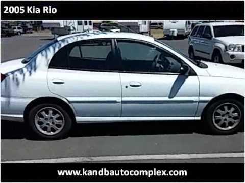 2005 Kia Rio Used Cars Medford OR