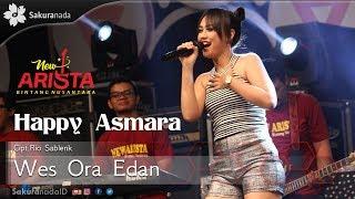 Happy Asmara -  Wes Ora Edan [OFFICIAL]