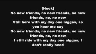 getlinkyoutube.com-DJ Khaled - No New Friends ft. Drake, Rick Ross & Lil Wayne (Lyrics)