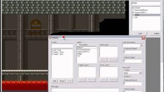 getlinkyoutube.com-SMBX Tutorial: SMB1 Castle / boss battles / music changes / screen locks / firebars