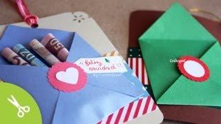 getlinkyoutube.com-Tarjeta Regala dinero - Regalo Navidad FACIL + ORIGINAL + EXPRESS