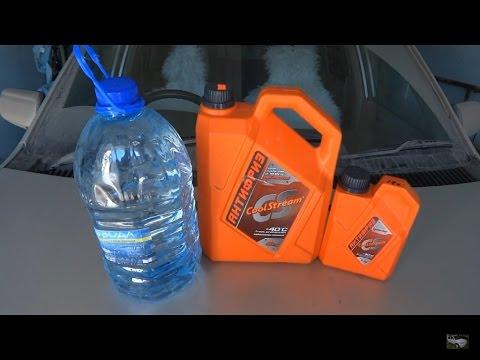 Замена охлаждающей жидкости на Mazda Demio